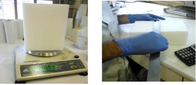 Fabricação de espuma flexível de poliuretano