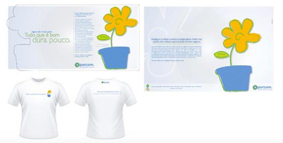 Inteligente é usar produtos biodegradáveis